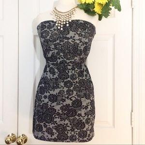 Floral Bodycon Dress Size M